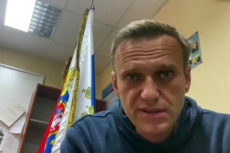 Генпрокурор России высказался о Навальном