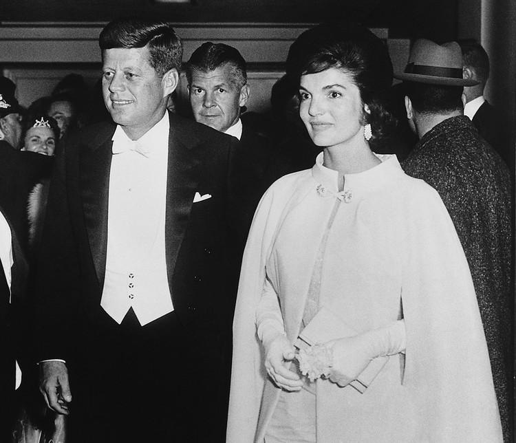 Инаугурация Джона Кеннеди прошла в январе 1961 года.