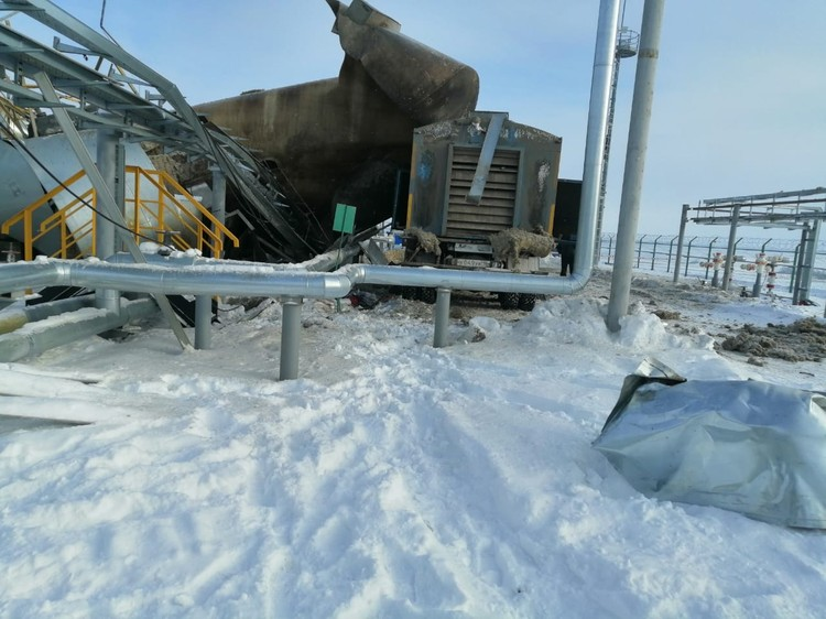 В результате взрыва погибли два человека. Фото: прокуратура Татарстана