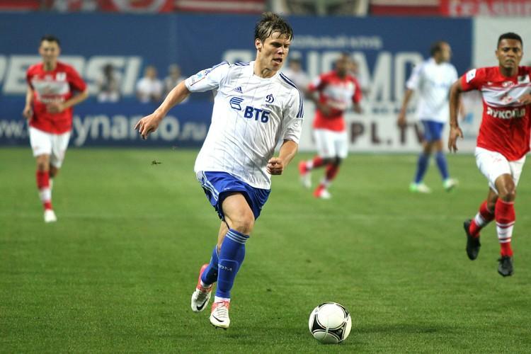 Александр Кокорин в «Динамо»