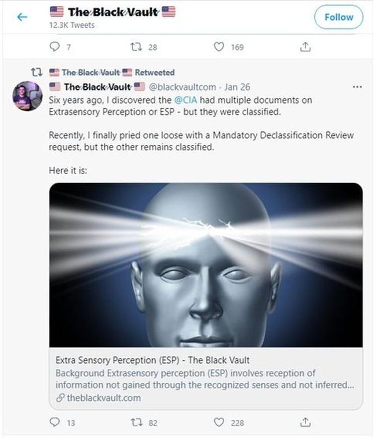 Вот такой пост выложил в своем Твиттере Джон Гринвальд. Фото: https://twitter.com/