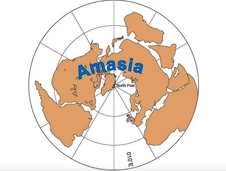 Через 100 миллионов лет континенты опять соединятся. Из России в США можно будет ходить пешком.