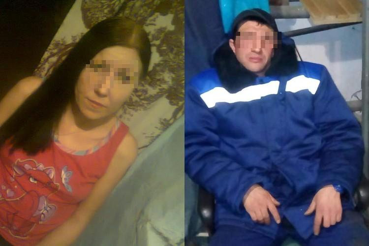 Тамара (слева) сразу попала в реанимацию, а Егор (справа) получил удар ножом, но смог бежать. Фото: соцсети