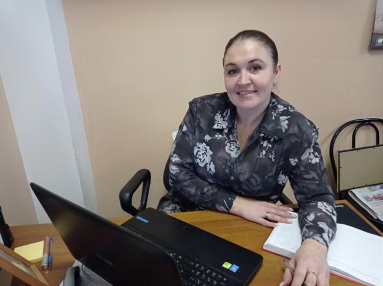 Маргарита Ольховик
