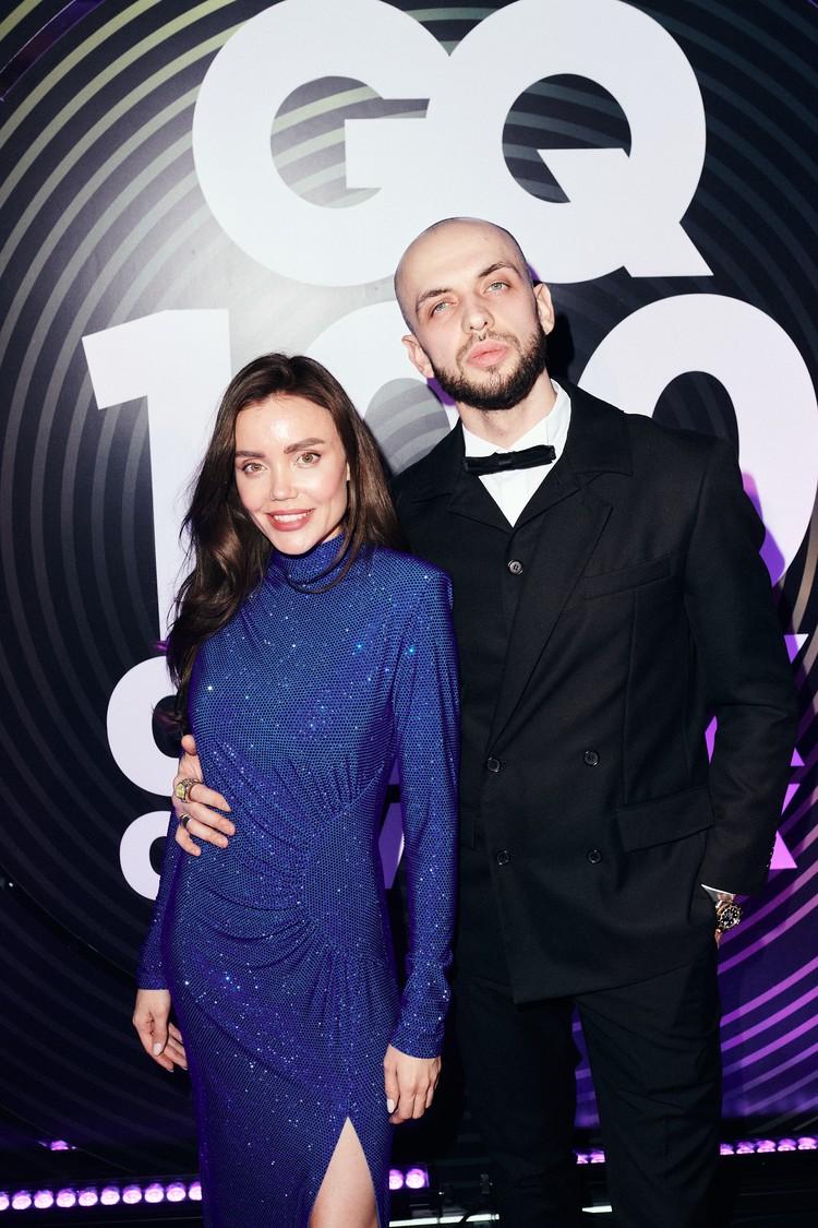 Рэпер ST и его жена Ассоль. Фото: предоставлено организаторами.