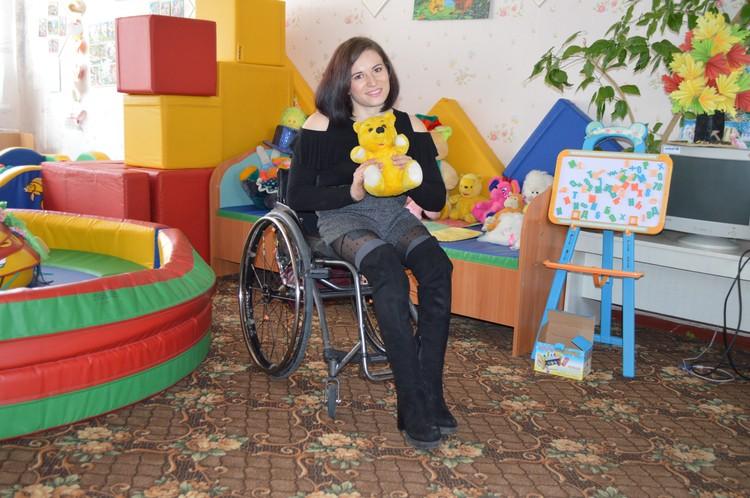 Одна из воспитанниц – Леонова Валерия завоевала номинацию мисс «Креативность» в конкурсе красоты среди девушек на инвалидных колясках «Красота без границ», который недавно проходил в г. Урае