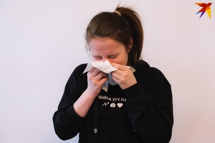 """В Удмуртии гриппа в этом сезоне нет фото: архив """"Комсомольской правды"""""""