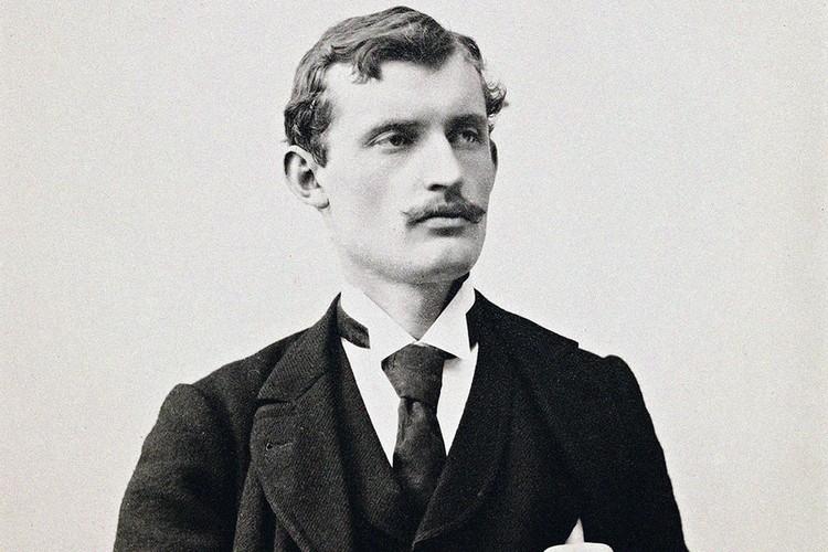 Художник Эдвард Мунк, 1899 г.