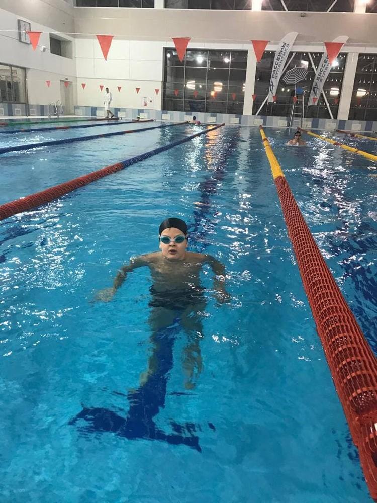 Аркаша раньше занимался разными видами спорта. Юного спортсмена хвалили тренеры. Фото: Мария Петрова