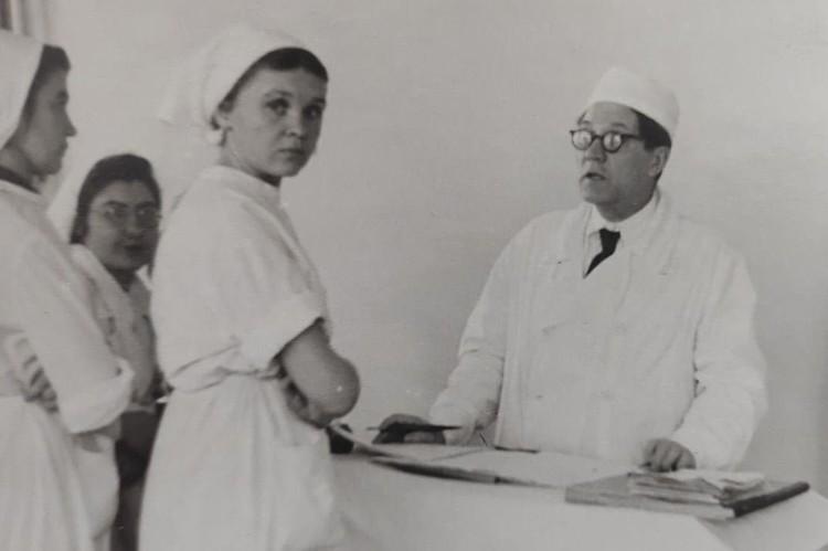 Будни в больнице Челябинска Фото: Музей истории медицины Челябинска