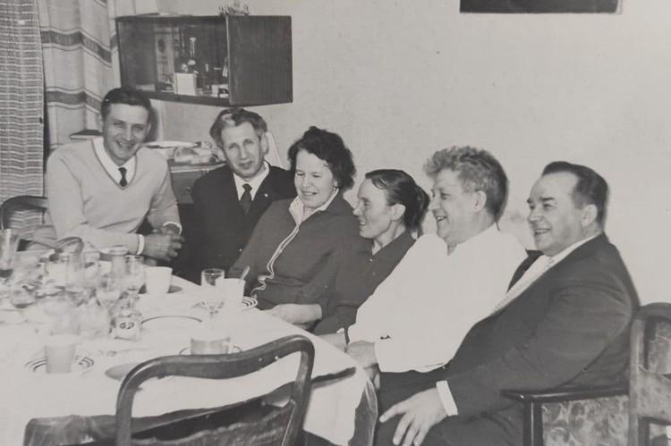 После войны врач и его пациенты встретились Фото: Музей истории медицины Челябинска