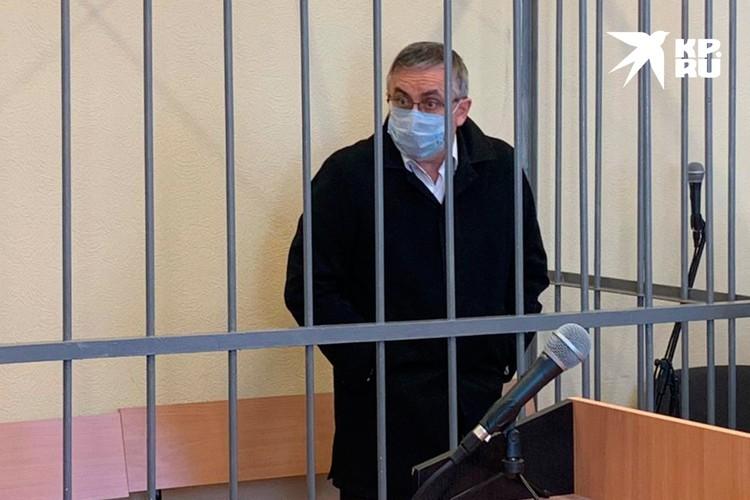 Нефролога задержали спустя 11 лет Фото: объединенная пресс-служба судов Петербурга