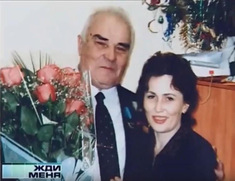 """Отец Ирины написал письмо Бастрыкину Фото: передача """"Жди меня"""""""