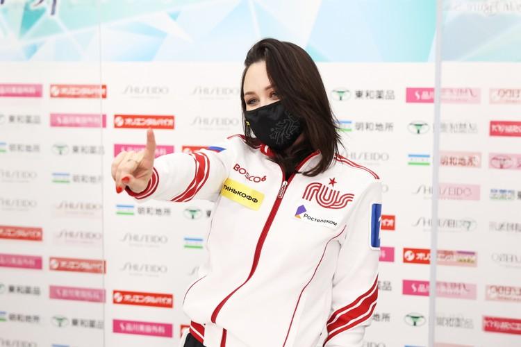 Лиза была капитаном российской команды на ЧМ-2021 в Осаке.