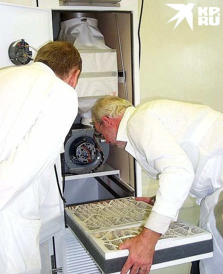 В «Векторе» с опасными инфекциями и вирусами работают сильнейшие биологи страны. Фото: предоставлено Центром вирусологии «Вектор».