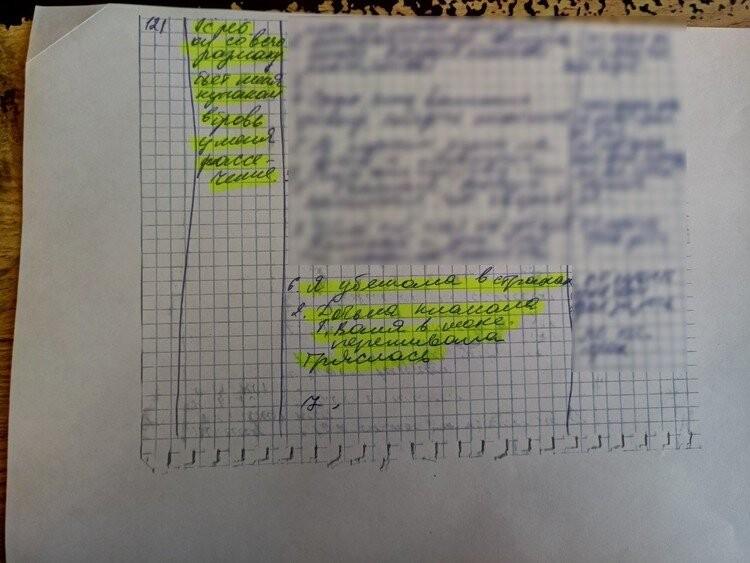 Дневники Екатерины помогли следователям понять, насколько тяжело ей было жить с супругом