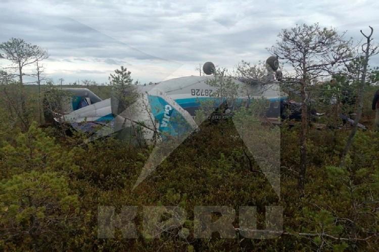 Известно, что во время полета у Ан-28 отказали оба двигателя. Не смотря на это, опытным пилотам удалось посадить самолет.