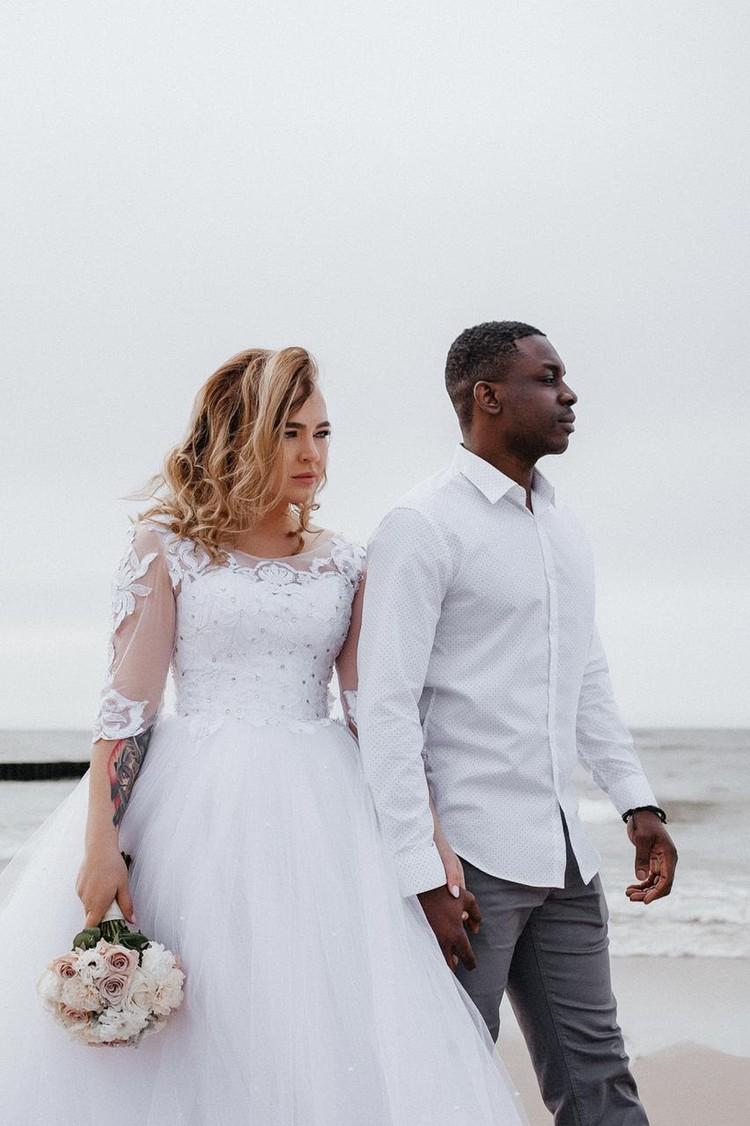 Ричард женился всего три месяца назад – любовь нашел в нашем городе.