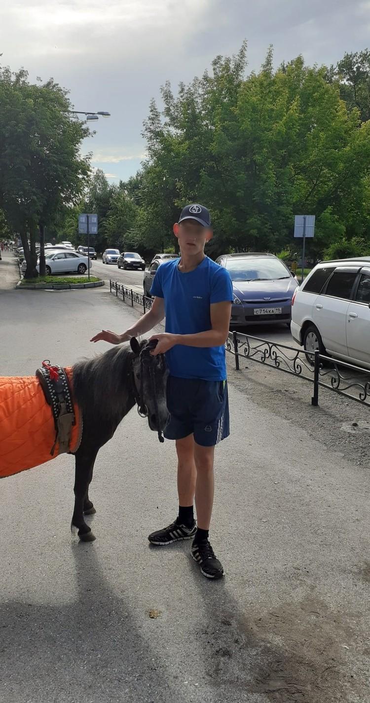 Один из погибших, Вадим Хнычев. Фото из личного архива