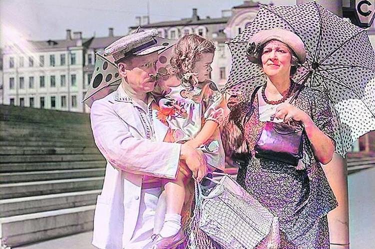 Реплика Ляли, просившей Мулю ее не нервировать, вошла в историю нашего кино («Подкидыш», 1939). Фото: Кадр из фильма