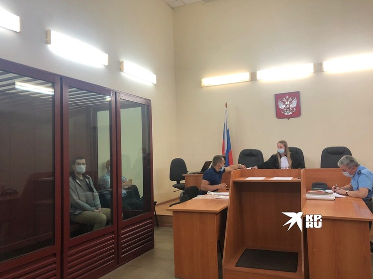 Судебное заседание, на котором прозвучали подробности из жизни четы Журавлевых