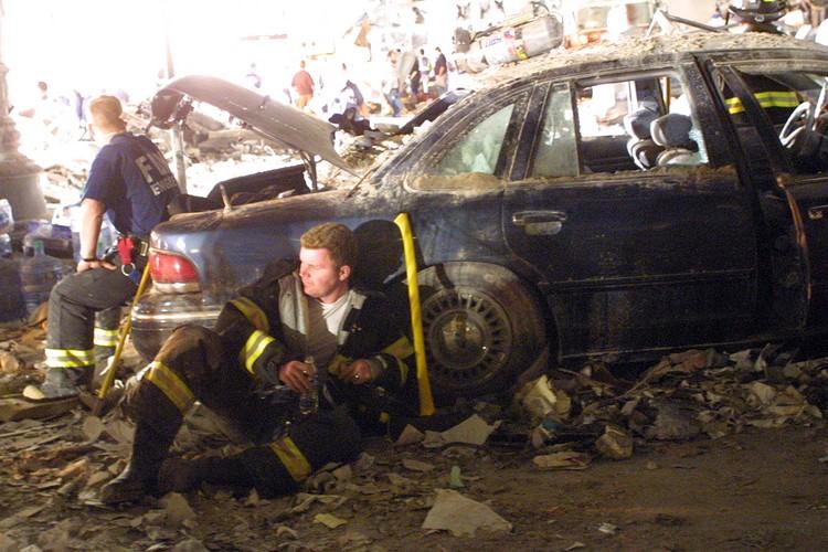 Tеракты 11 сентября изменили Америку