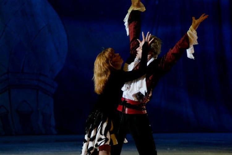 Наталья Бестемьянова и Андрей Букин сорвали у зрителей овации