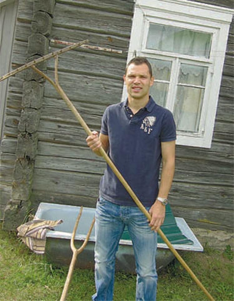 Сергей до сих пор помнит белорусские слова, которым его научили в деревне Хоростово.