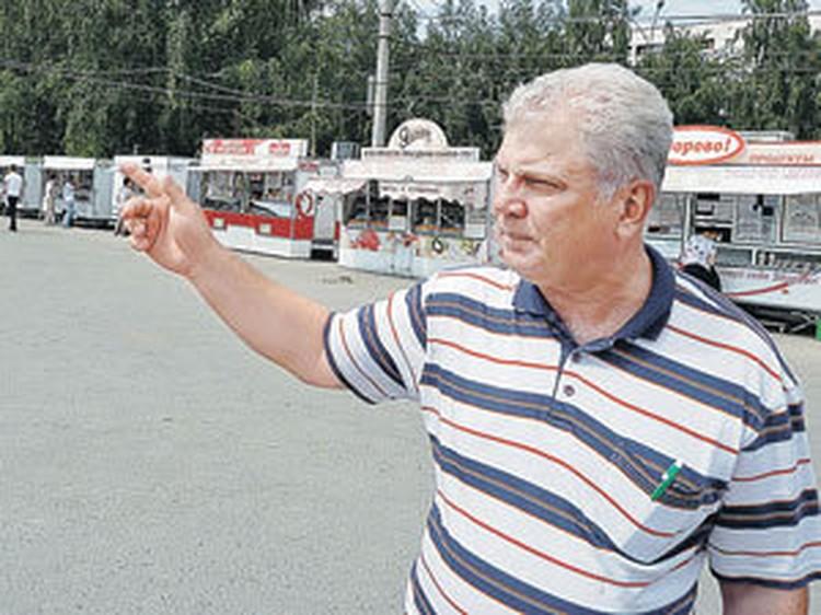 Юрий Мамонтов: - Возьму в подельники кавказца - и будет в бизнесе успех!