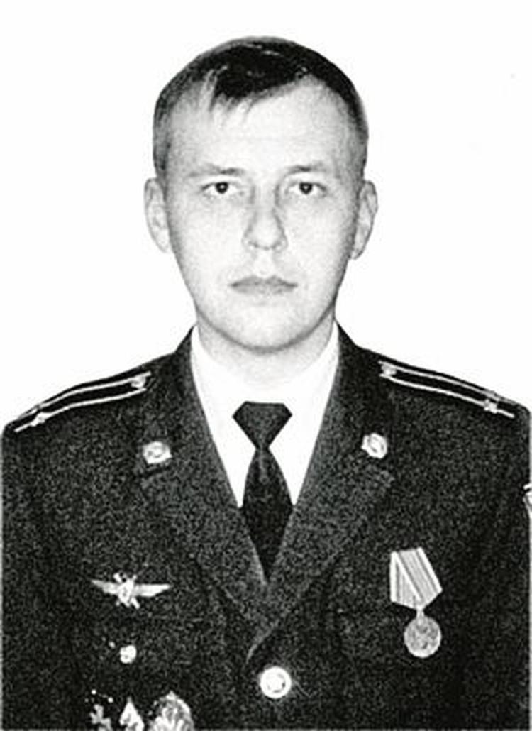 Александр Ковенцов.