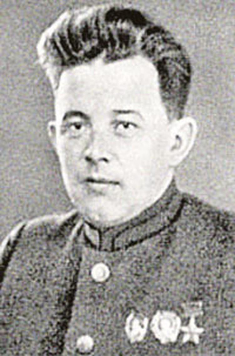 Полковник Е. Преображенский