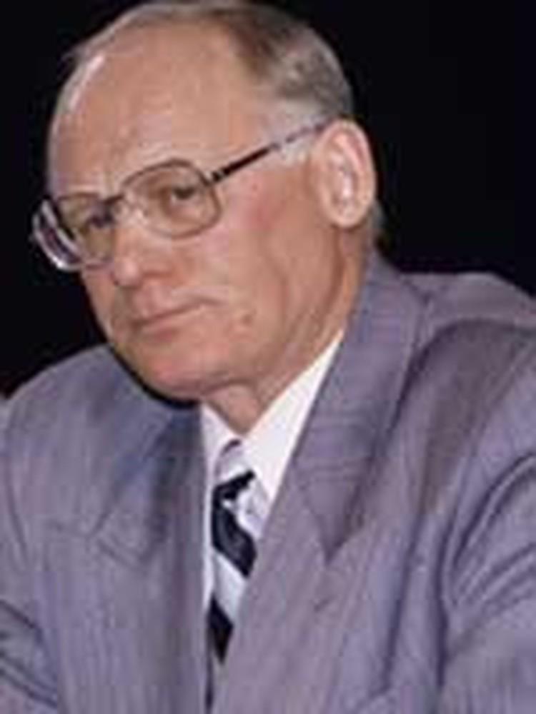 Григорий Артемович Балыхин.