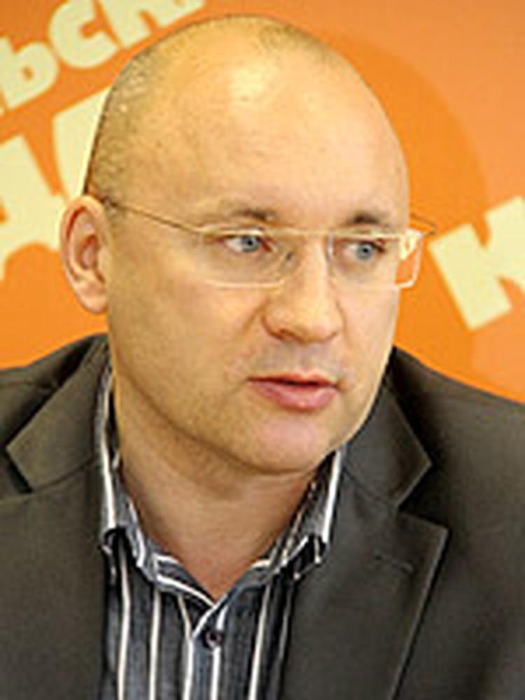 Вадим Воробей.