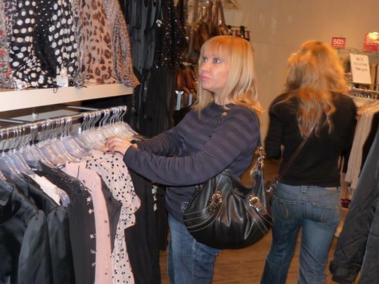 Татьяна Иванова в повседневной жизни любит одеваться комфортно - в джинсы.