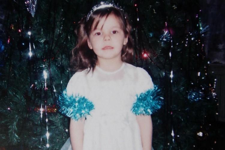 Ане едва исполнилось восемь лет.