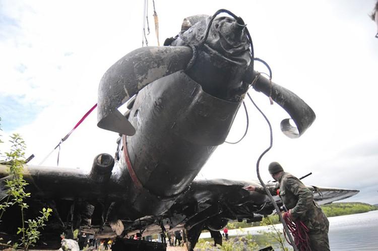 """После реставрации самолет еще услышит команду """"От винта!"""""""