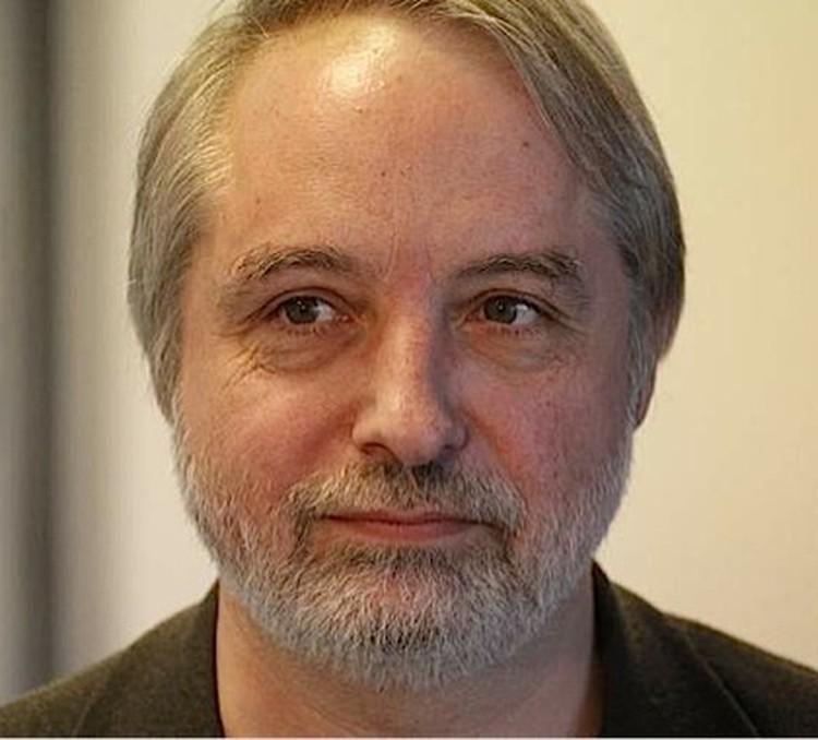 Историк Никита Петров.