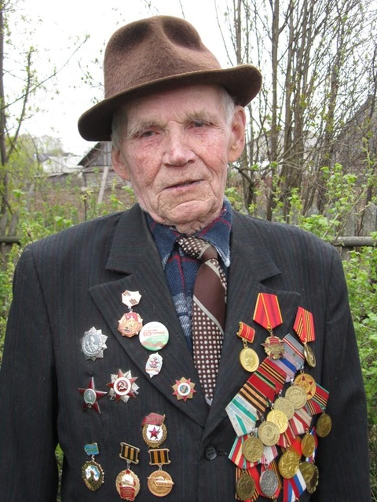 Яков Иванович Кутюхин.