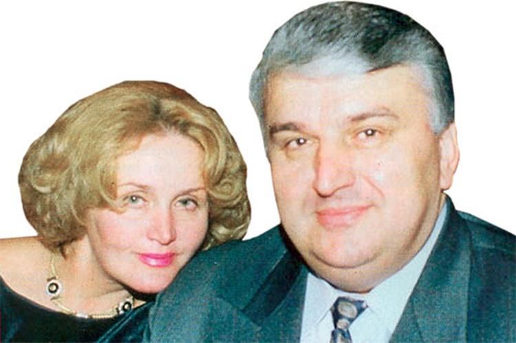 Серафим Александрович с женой вместе 41 год.
