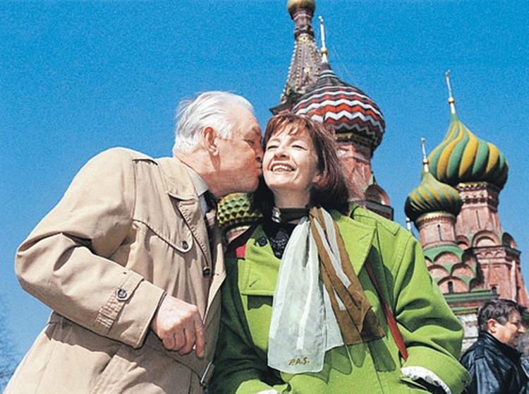 В 1993 году, спустя 30 лет после скандала, Кристина и Евгений вновь встретились в Москве. И с трудом узнали друг друга.