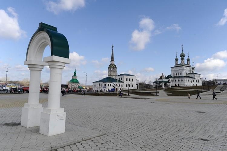 Юрий Ефимович почти всю жизнь прожил в Соликамске.