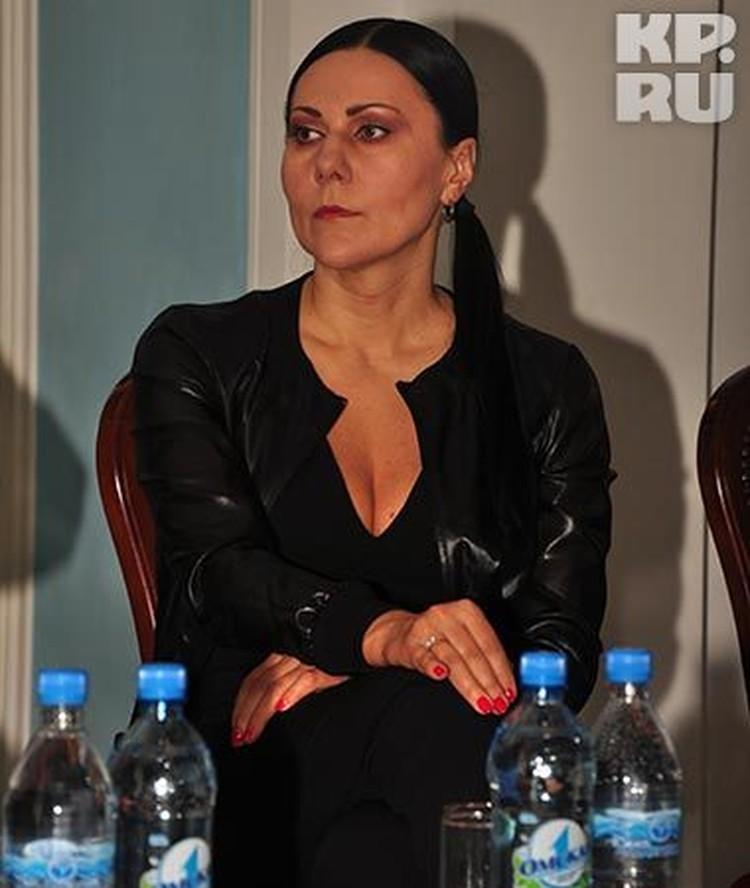 Литовский хореограф Анжелика Холина объяснила, что поставила спектакль для эмоционального зрителя