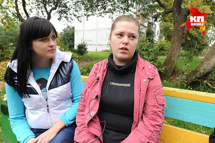 """Саша с Наташей были не разлей вода, везде вместе ходили, - рассказывает """"КП"""" знакомая девушек, Людмила Ковалец"""