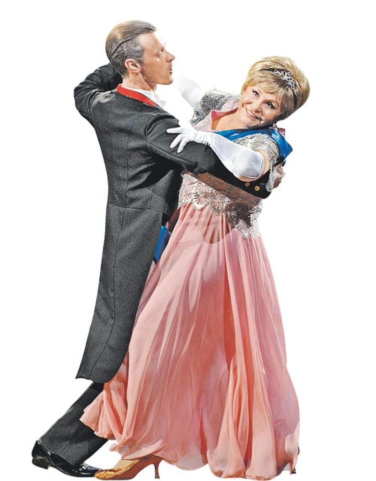 В телепроекте «Танцы со звездами» Ангелина Михайловна открылась с неожиданной стороны.