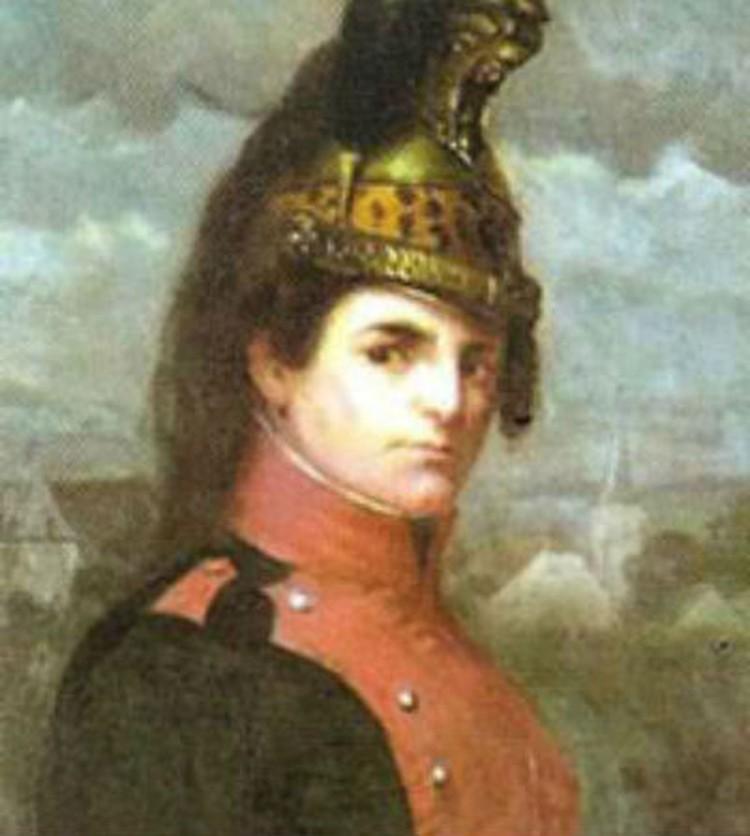 Мария-Тереза Фигёр прослужила в драгунах с 1793 по 1814 год. Больше 20 лет, пусть и с перерывами на плен и лечение