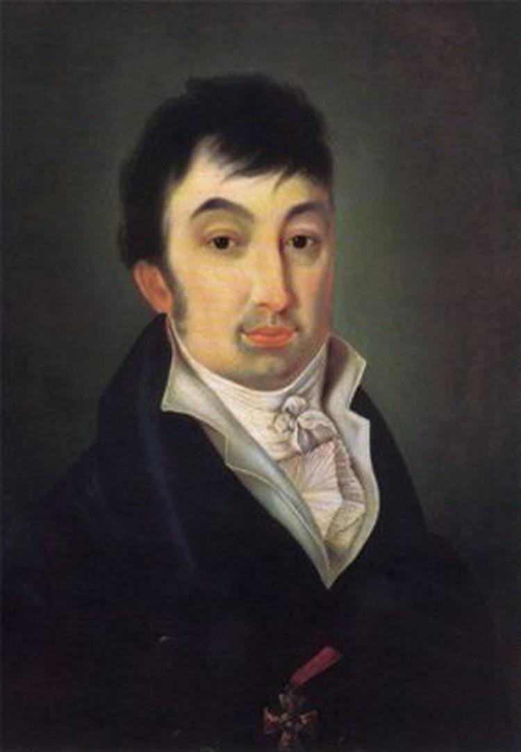 Дед Наташи - Афанасий Гончаров