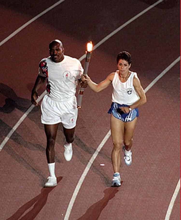 Церемония открытия Олимпийских игр «Лос-Анжелес 1984».