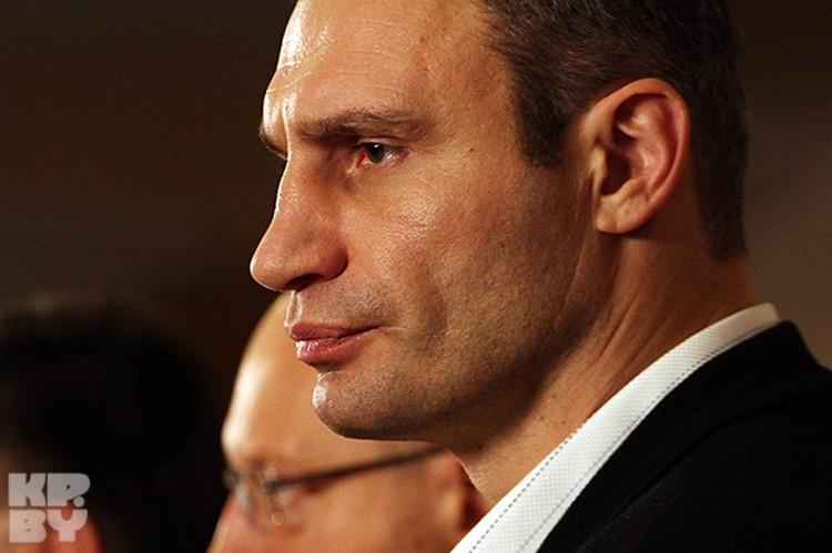 Виталий Кличко уверен, что силовой сценарий разгона майдана будет иметь ужасные последствия для страны