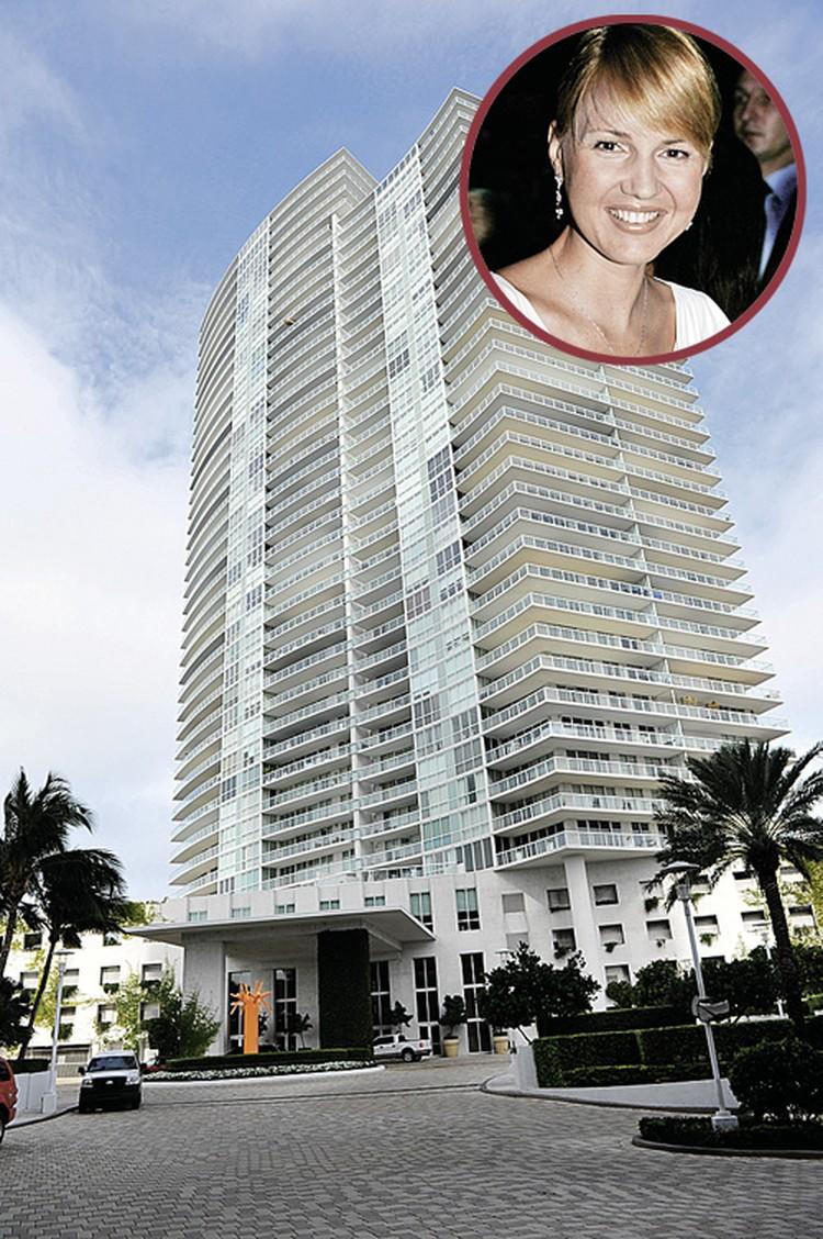 Квартиры в этой высотке по соседству с Юлией Бордовских можно купить за 400 тысяч долларов.