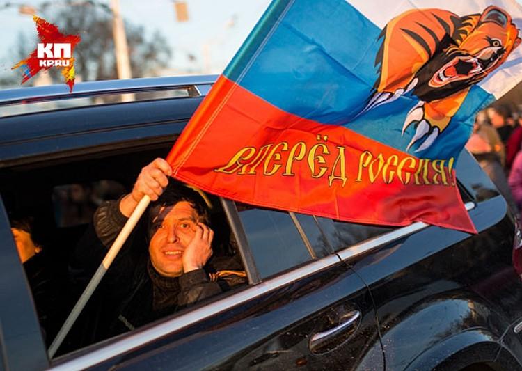 По нашим прогнозам, более 70% крымчан выскажутся за присоединение к РФ на референдуме